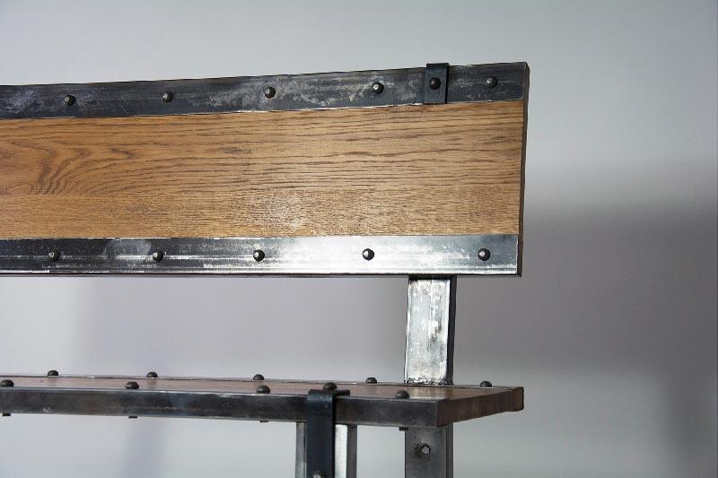 Garden Bench Iron Furniture