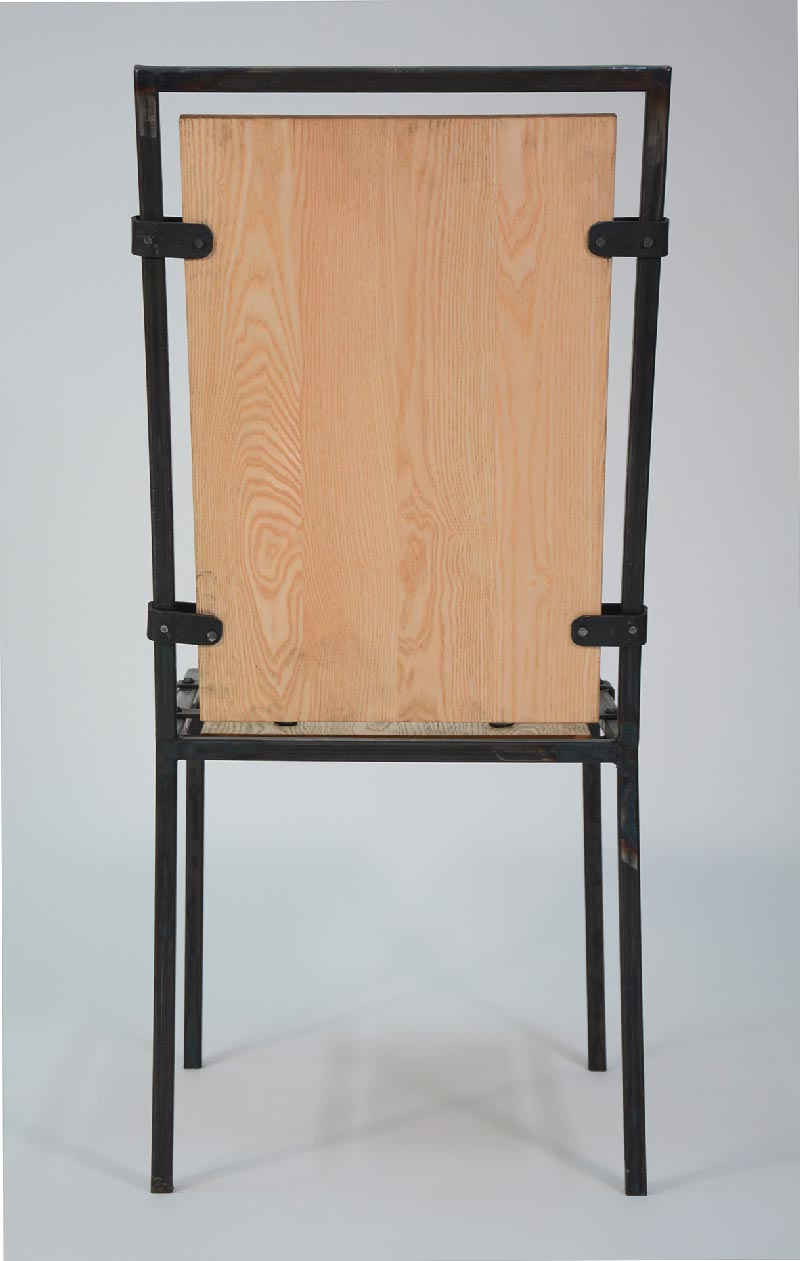 Wrought Iron Terrace Chair Creative Iron