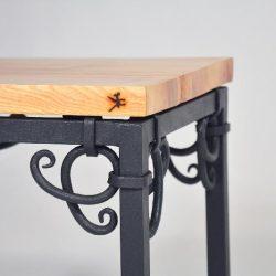 Iron Coffee Table
