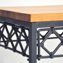 Iron Table Art Furniture