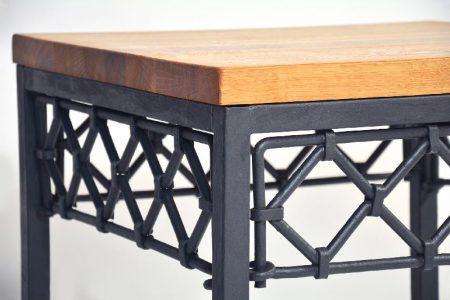 Iron Table Art Furniture