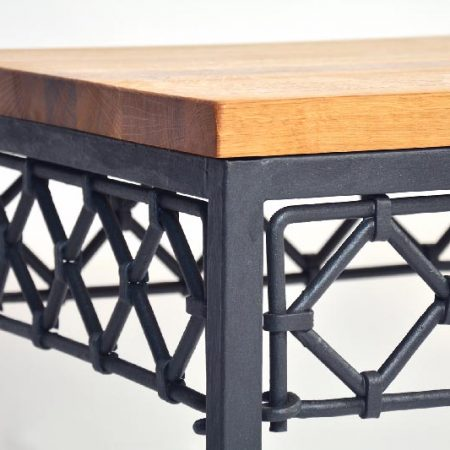 Nice Iron Table Art Furniture
