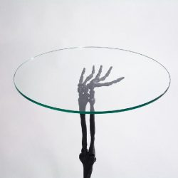 Iron Coffee table Atlas Hand