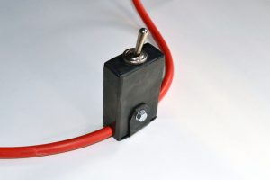 lamp switch creative iron