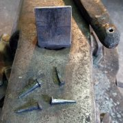 blacksmith nails