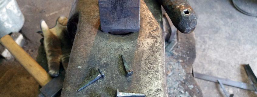 blacksmith nails