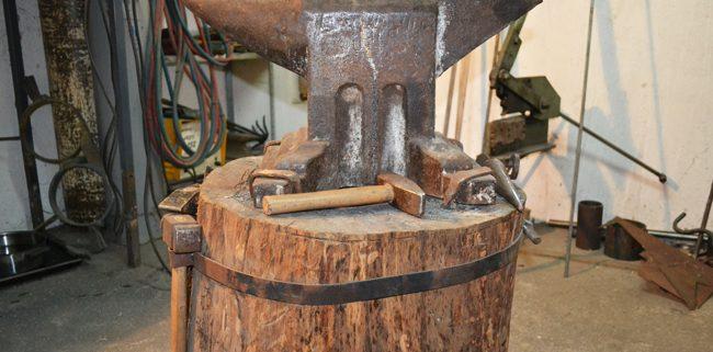 Smithy creative iron