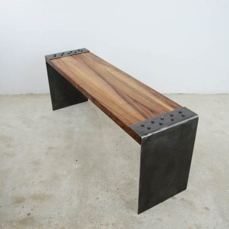 "Bench ""Between iron plates"""