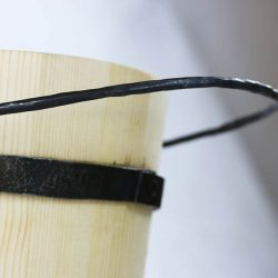 Wooden pail